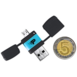 PATRIOT 16GB OTG STELLAR XT USB 3.0 110/10 MB/s - pendrive do tabletu / komórki