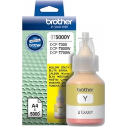 Tusz Brother BT5000Y Żółty (14,8ml)